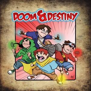 Doom and Destiny Xbox One