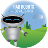 Rad Robots on Wild Earth