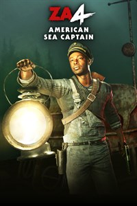 Zombie Army 4: American Sea Captain Character