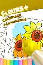 Coloriage Fleur Ms.Acheter Fleurs Coloriage Par Numeros Microsoft Store Fr Fr