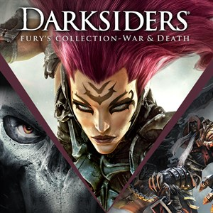 Darksiders Fury's Collection - War and Death Xbox One