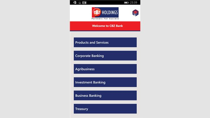 Get CBZ Touch - Microsoft Store