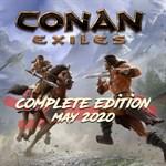 Conan Exiles – Complete Edition May 2020 Logo