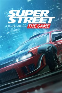 Carátula del juego Super Street: The Game