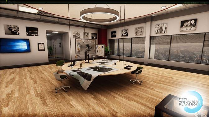 Get Dell EMC Virtual Reality Playground - Microsoft Store