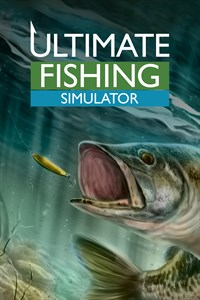 Carátula del juego Ultimate Fishing Simulator para Xbox One