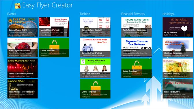 get easy flyer creator microsoft store