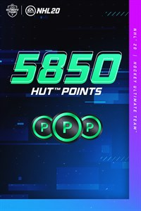 NHL® 20 5850 Points Pack