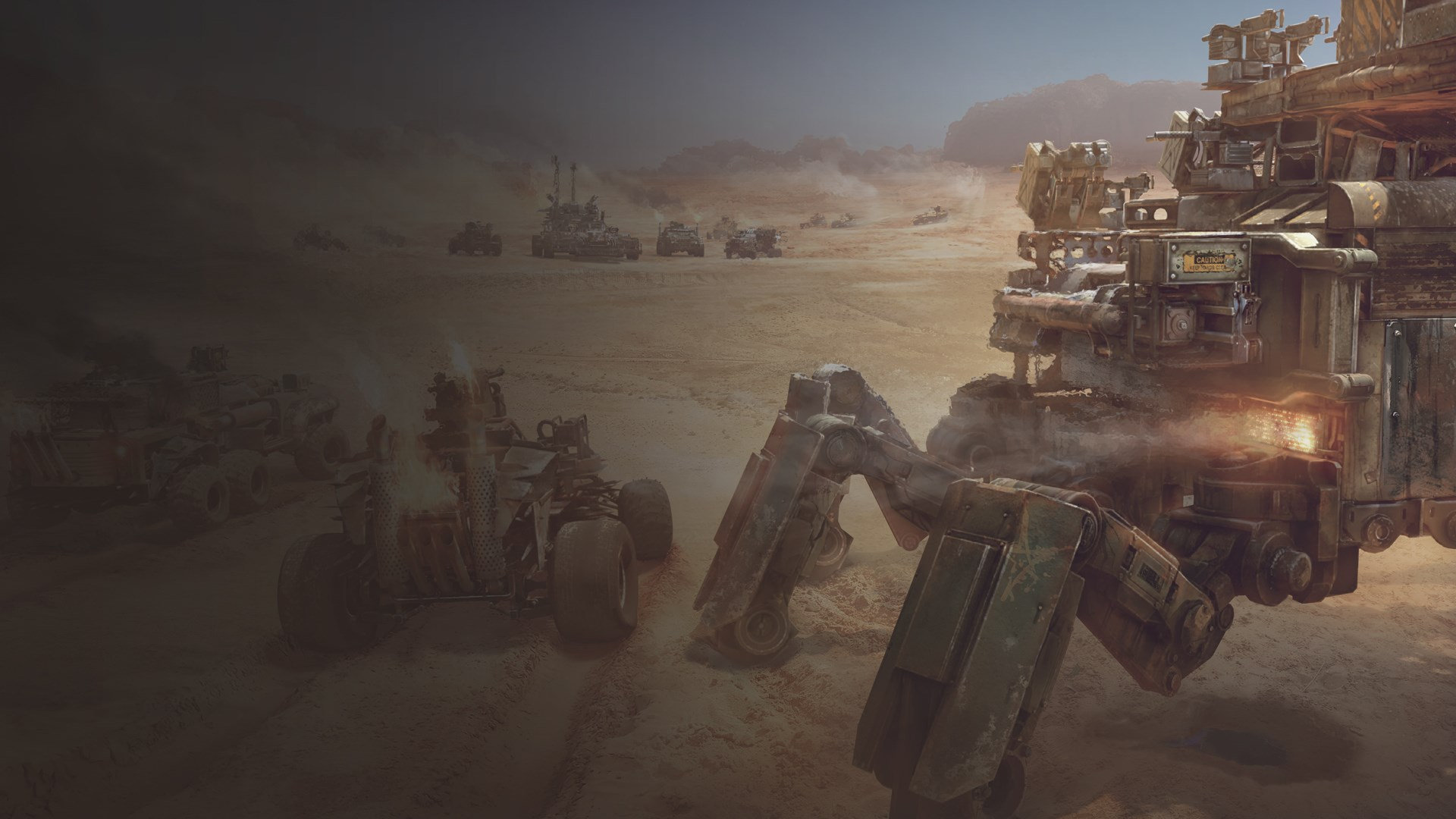 Crossout — Arsonist pack