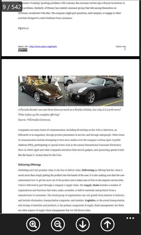 Excellent PDF Reader Screenshots 1