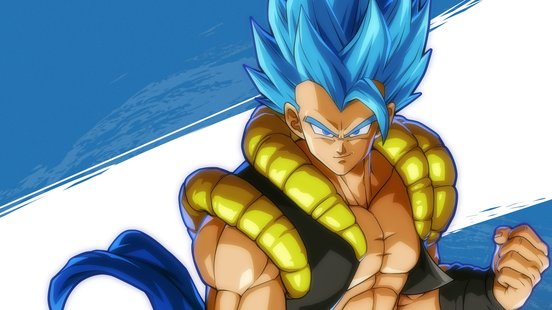 DRAGON BALL FIGHTERZ - Gogeta (SSGSS)
