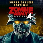 Zombie Army 4: Dead War Super Deluxe Edition Logo
