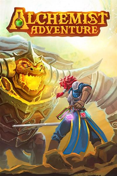 Alchemist Adventure Demo