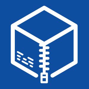 Any Zip: Rar, Zip extractor and archiver