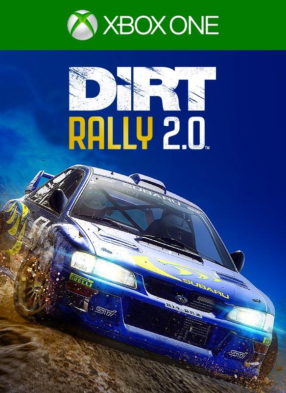 Скриншот №1 к DiRT Rally 2.0 Windows