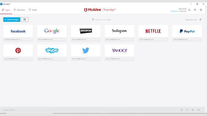 Get True Key - Microsoft Store