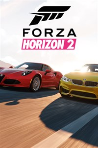 Forza Horizon 2 Falken Tire Car Pack