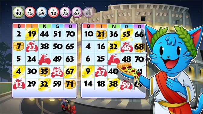 bingo games bingo