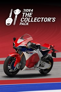 RIDE 4 - The Collector's Pack