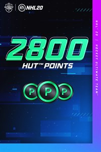 NHL® 20 2800 Points Pack