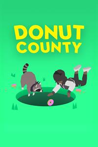 Carátula para el juego Donut County de Xbox 360