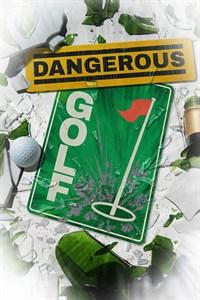 Carátula del juego Dangerous Golf