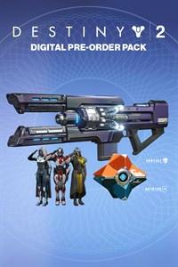 Carátula del juego Destiny 2 - Digital Pre-Order Pack