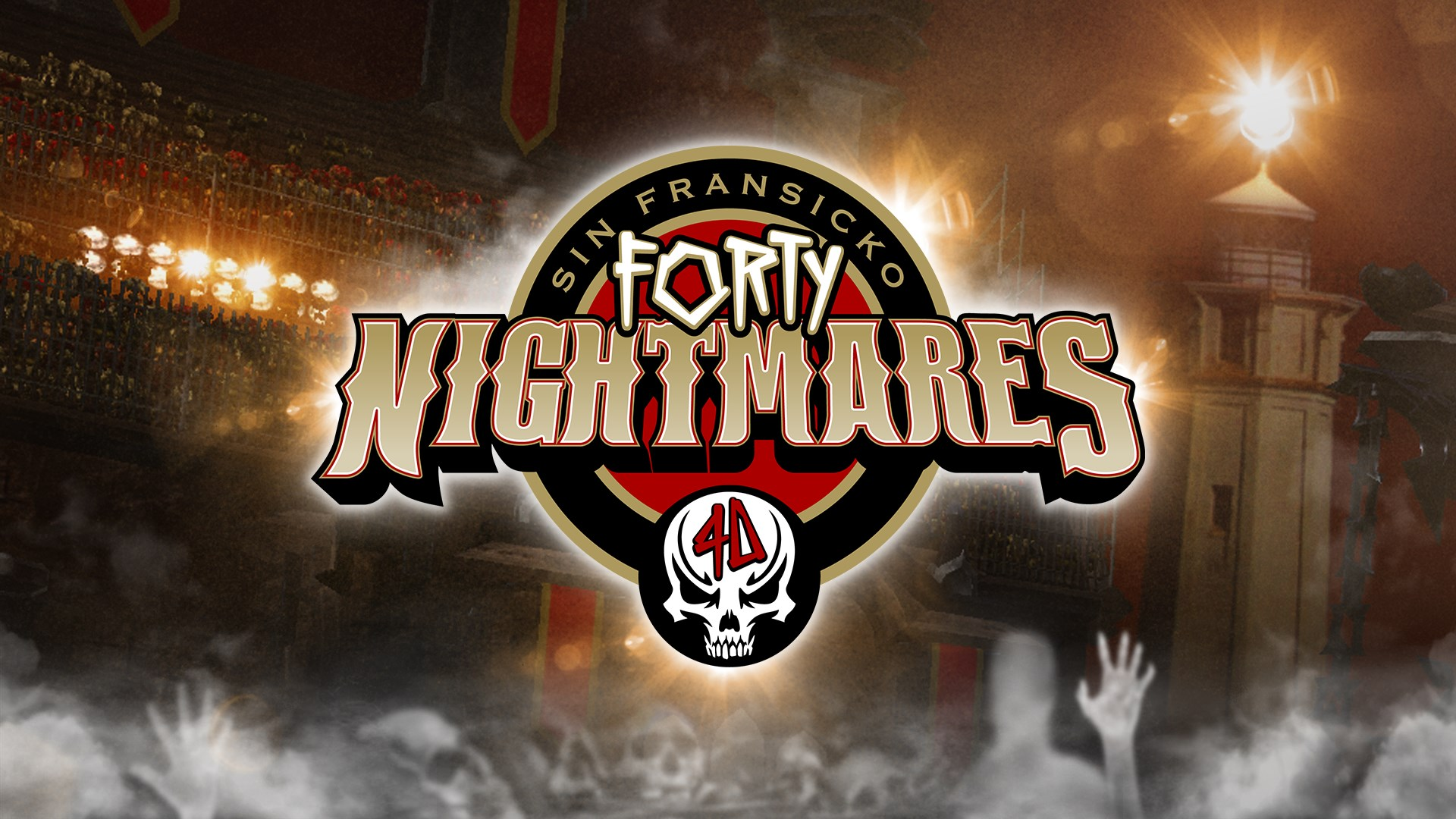 Sin Fransicko Forty Nightmares