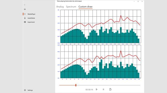 Get Audio Spectrum Visualizer - Microsoft Store