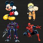 Cartoon Quiz: Characters