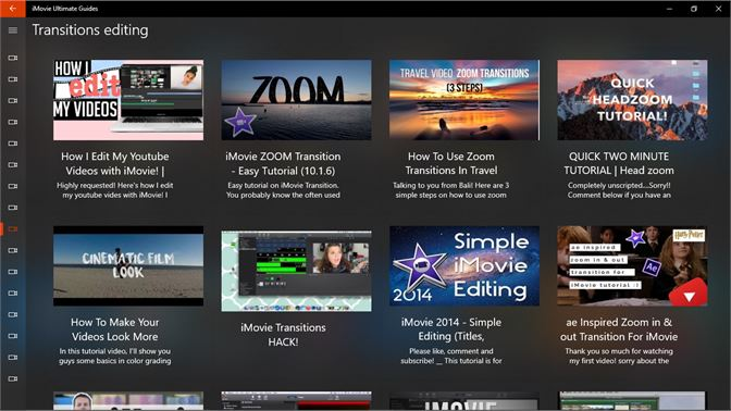 iMovie Ultimate Guides