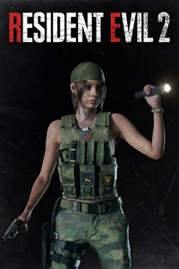 "Claire Costume: ""Military"""