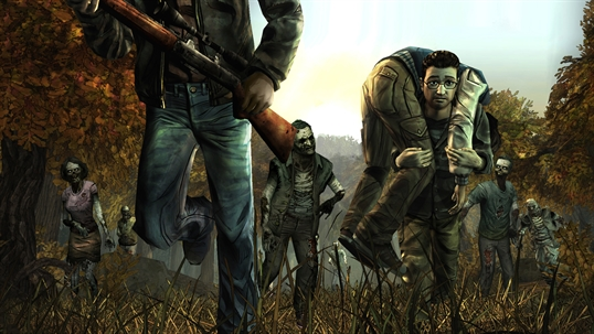 The Walking Dead: Season 1 screenshot 4