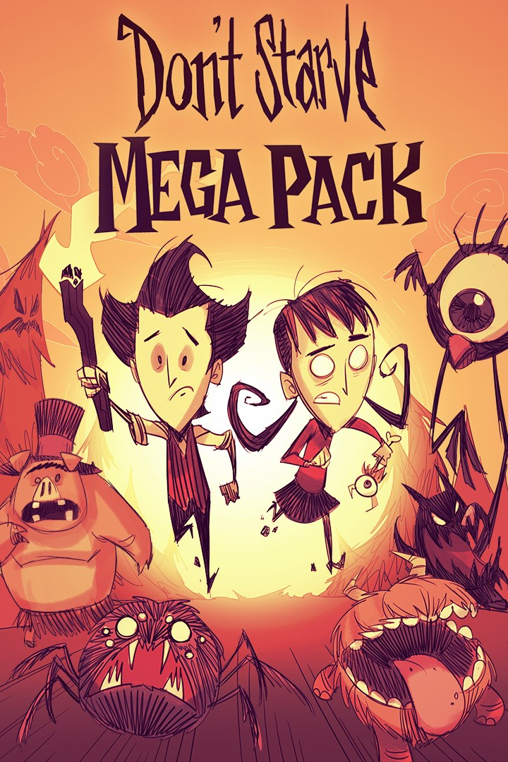 Buy Don't Starve Mega Pack - Microsoft Store en-GB