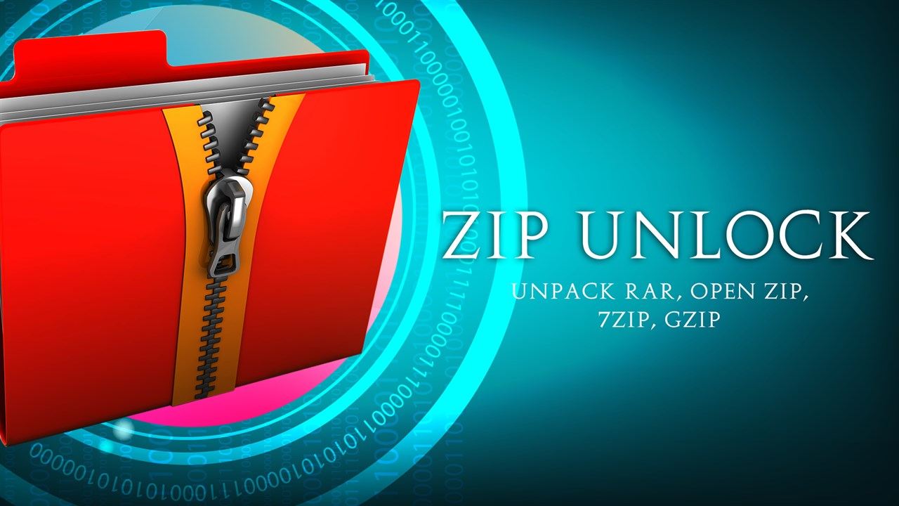 Get Zip - Unpack RAR, Unpack ZIP, Open RAR, Open ZIP, gzip