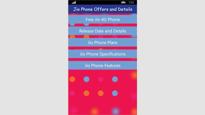 Get Registration for Jio Phone - Microsoft Store