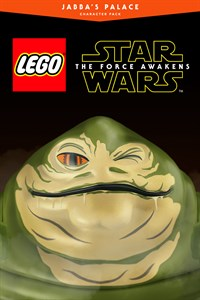 Набор персонажей Jabba's Palace