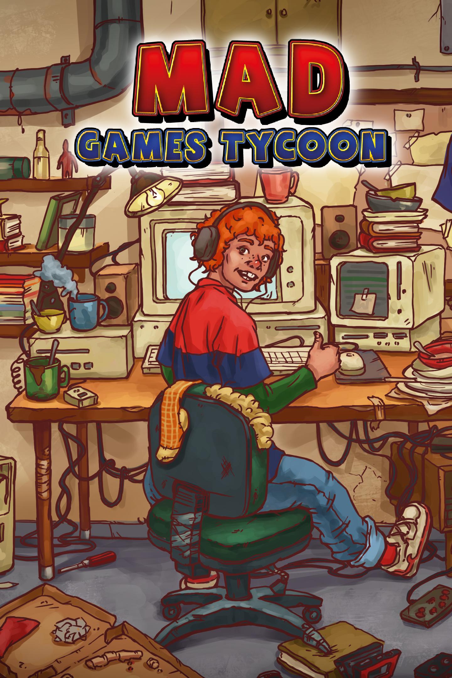 Mad Games Tycoon を購入 - Microsoft Store ja-JP