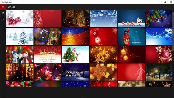 Sfondi Natalizi Lumia.Acquista Sfondi Di Natale Microsoft Store It It