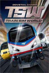 Carátula del juego Train Sim World