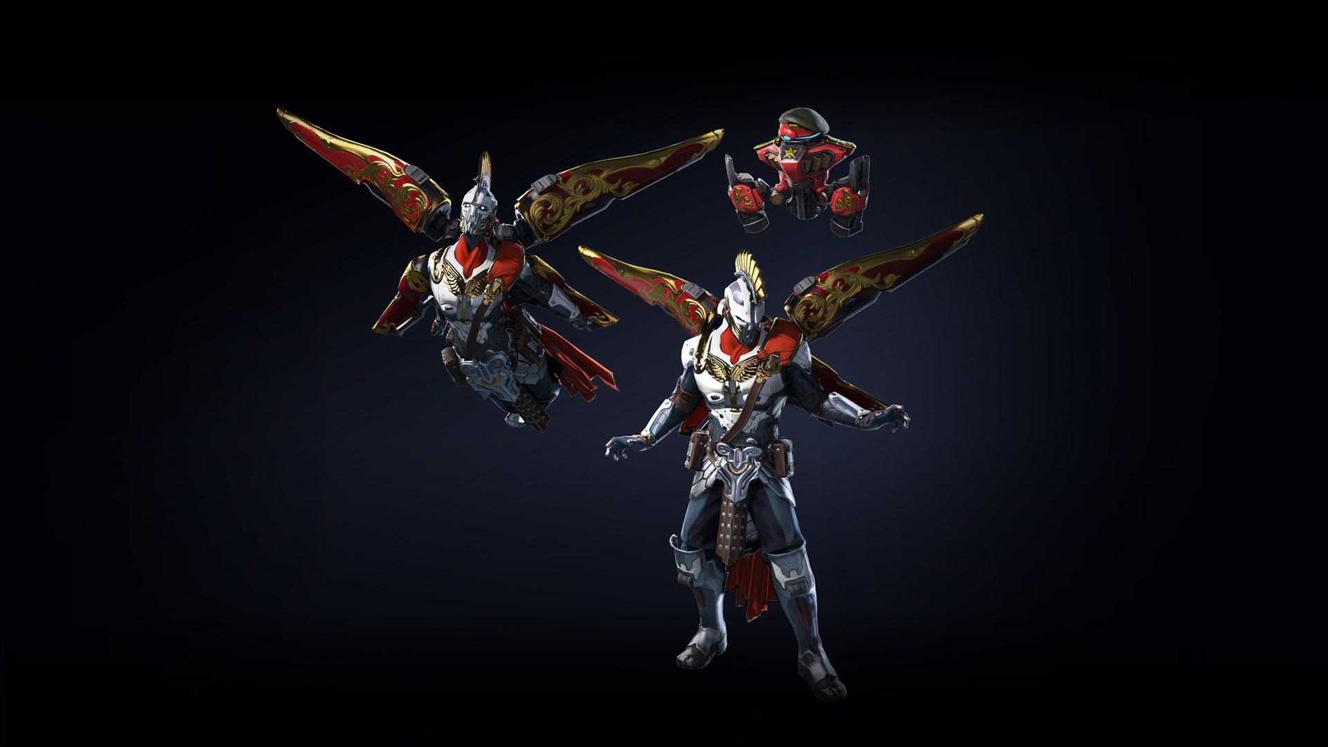 Skyforge : Pack Gloire et honneur
