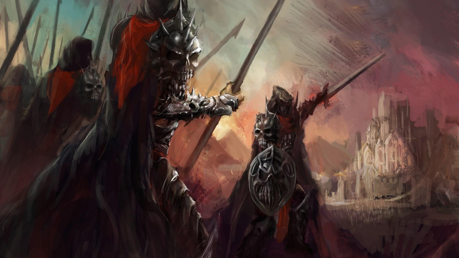 The Shadow Legion