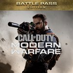 Call of Duty®: Modern Warfare® - Battle Pass Edition Logo