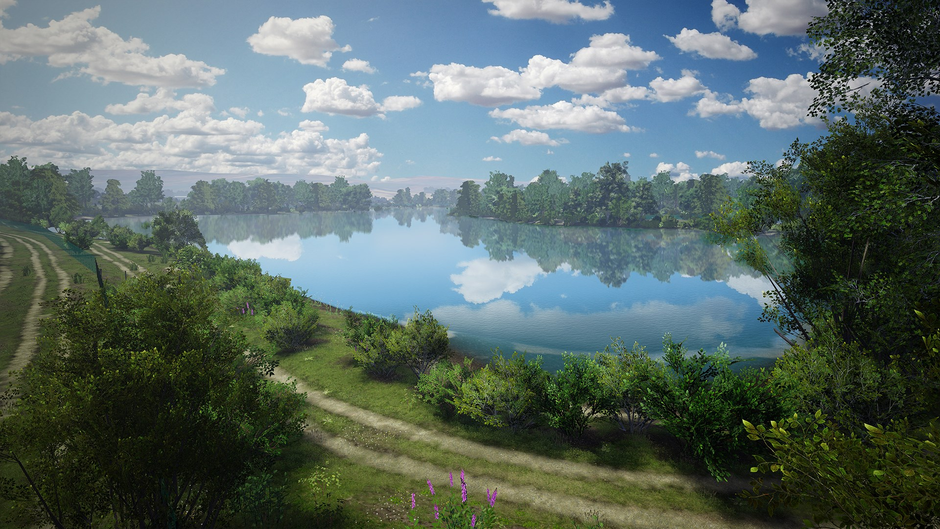 Fishing Sim World®: Pro Tour - Gigantica Road Lake