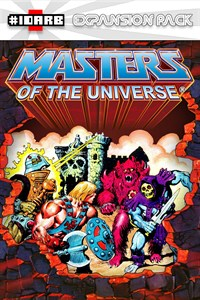 Carátula del juego Masters of the Universe Expansion Pack
