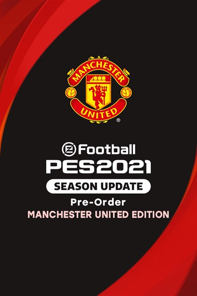 Pre-Order: eFootball PES 2021 SEASON UPDATE MANCHESTER UNITED EDITION