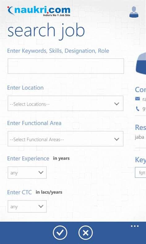 get naukri com jobsearch microsoft store en in