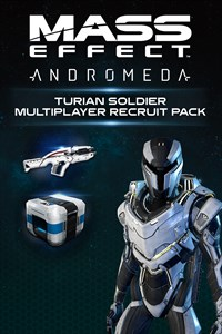 Mass Effect™: Andromeda - Turian Soldier Multiplayer Recruit Pack