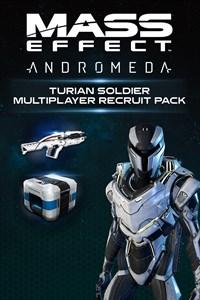 Mass Effect™: Andromeda – Pacote de Recruta do Multiplayer Soldado Turiano