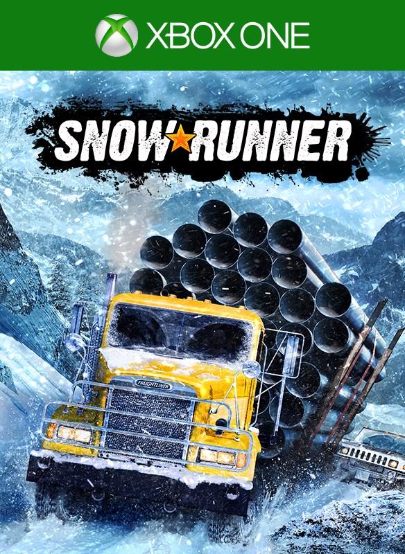 Скриншот №2 к SnowRunner